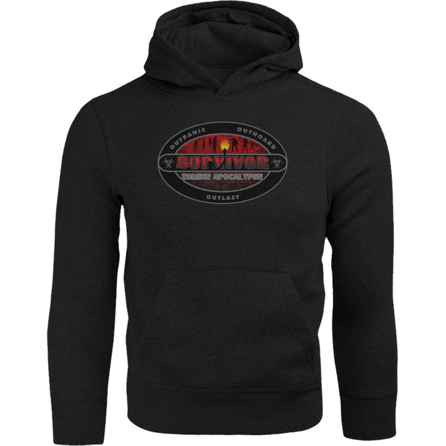 Survivor - Adult & Youth Hoodie - Graphic Tees Australia