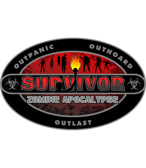 Survivor - Unisex Tee - Graphic Tees Australia