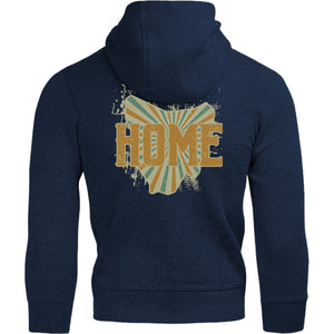 Tasmania Home - Adult & Youth Hoodie - Graphic Tees Australia