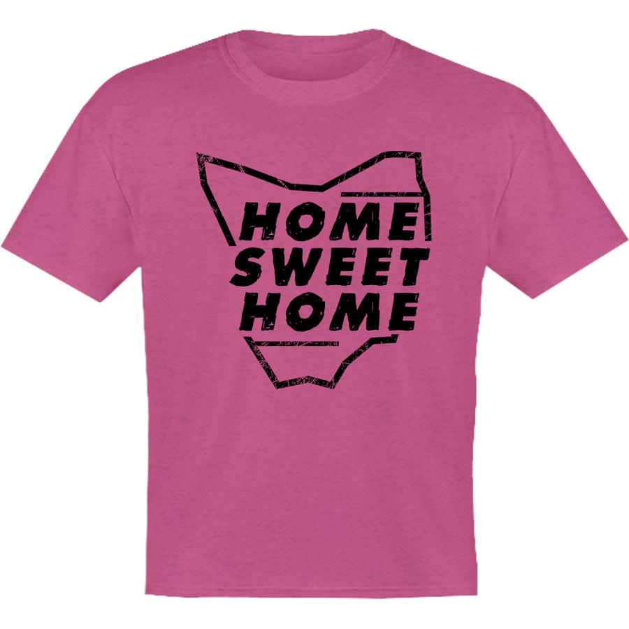 Tasmania Home Sweet Home - Youth & Infant Tee - Graphic Tees Australia