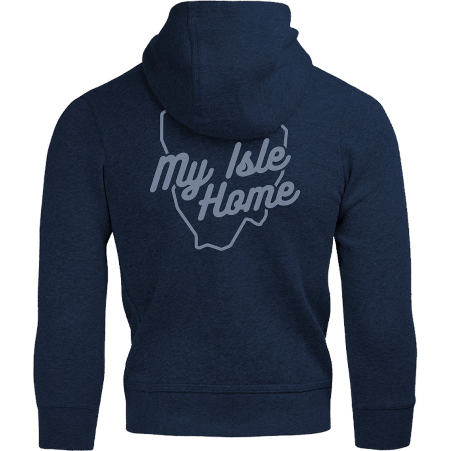 Tasmania My Isle Home - Adult & Youth Hoodie - Graphic Tees Australia