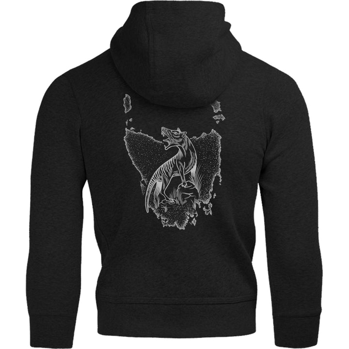 Tasmanian Tiger - Adult & Youth Hoodie - Graphic Tees Australia