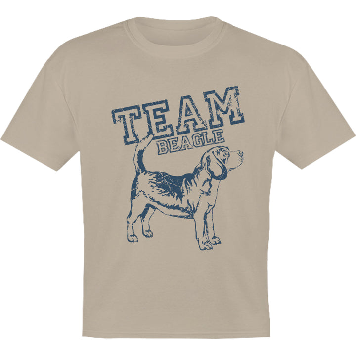 Team Beagle - Youth & Infant Tee - Graphic Tees Australia