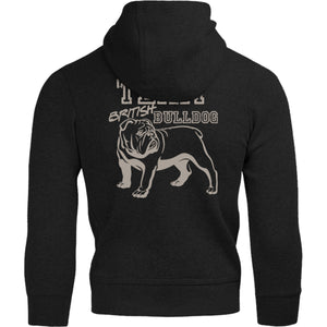 Team British Bulldog - Adult & Youth Hoodie - Graphic Tees Australia