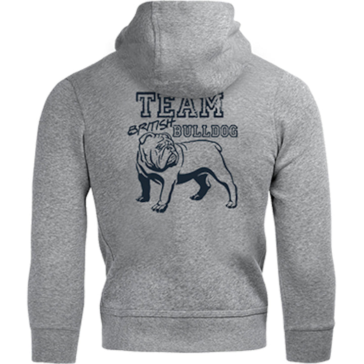 Team British Bulldog - Unisex Hoodie - Graphic Tees Australia