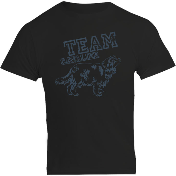 Team Cavalier - Unisex Tee - Plus Size - Graphic Tees Australia