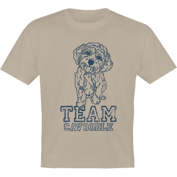 Team Cavoodle - Youth & Infant Tee - Graphic Tees Australia