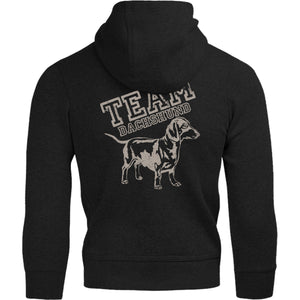 Team Dachshund - Adult & Youth Hoodie - Graphic Tees Australia