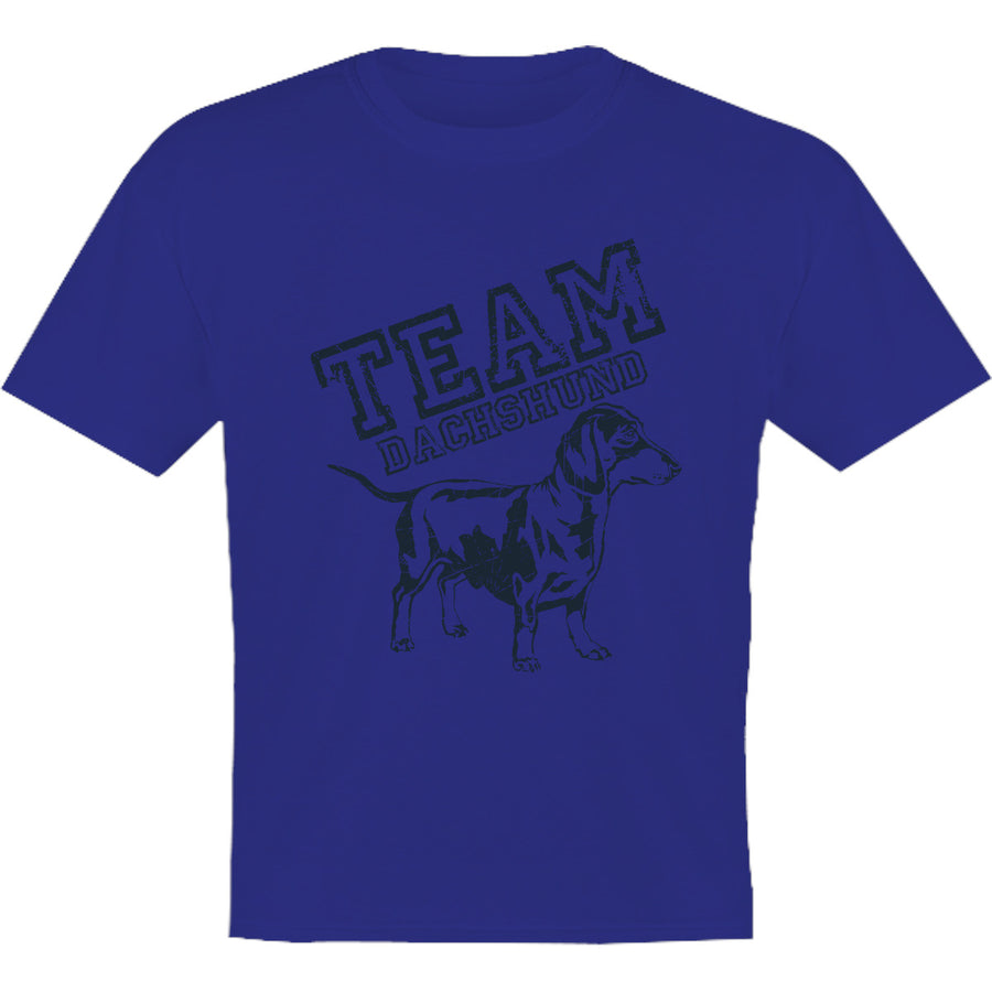 Team Dachshund - Youth & Infant Tee - Graphic Tees Australia