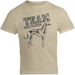 Team Greyhound - Unisex Tee - Graphic Tees Australia