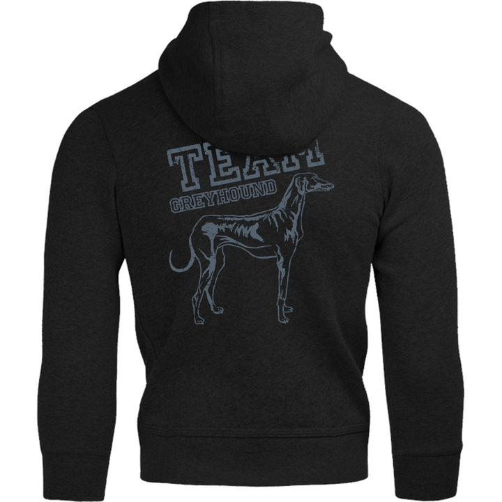 Team Greyhound - Adult & Youth Hoodie - Graphic Tees Australia