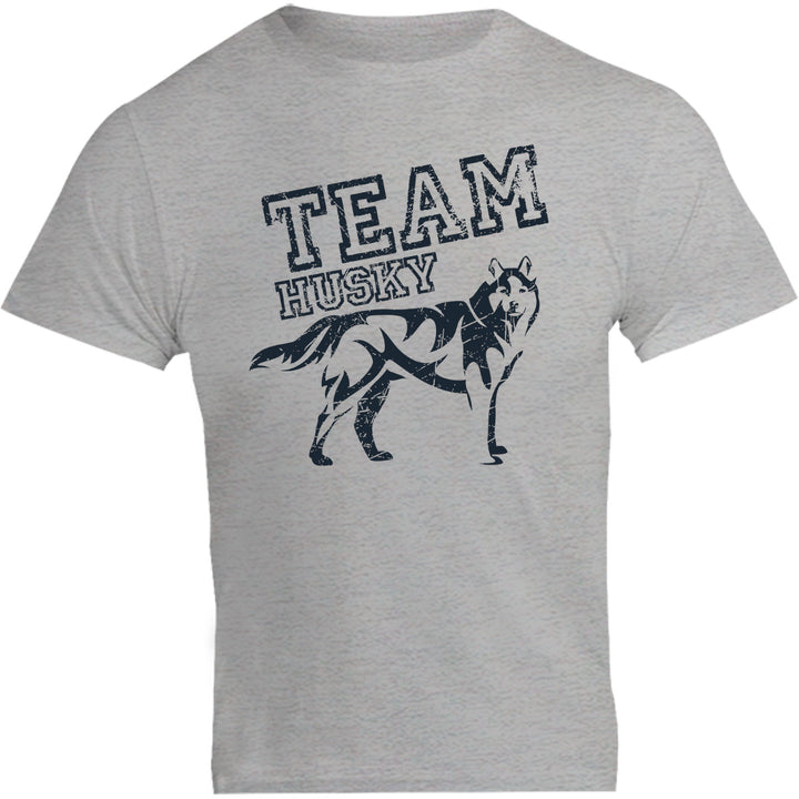 Team Husky - Unisex Tee - Plus Size - Graphic Tees Australia