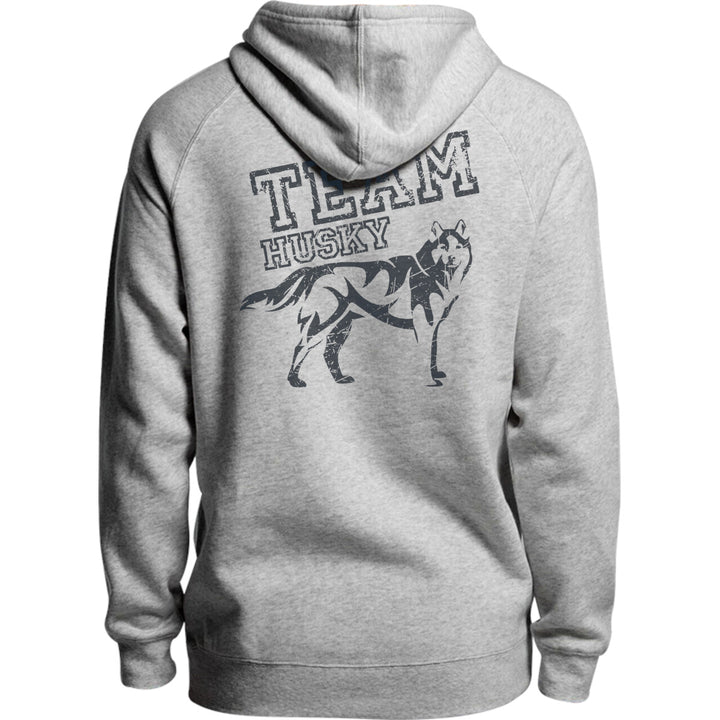 Team Husky - Unisex Hoodie - Plus Size - Graphic Tees Australia