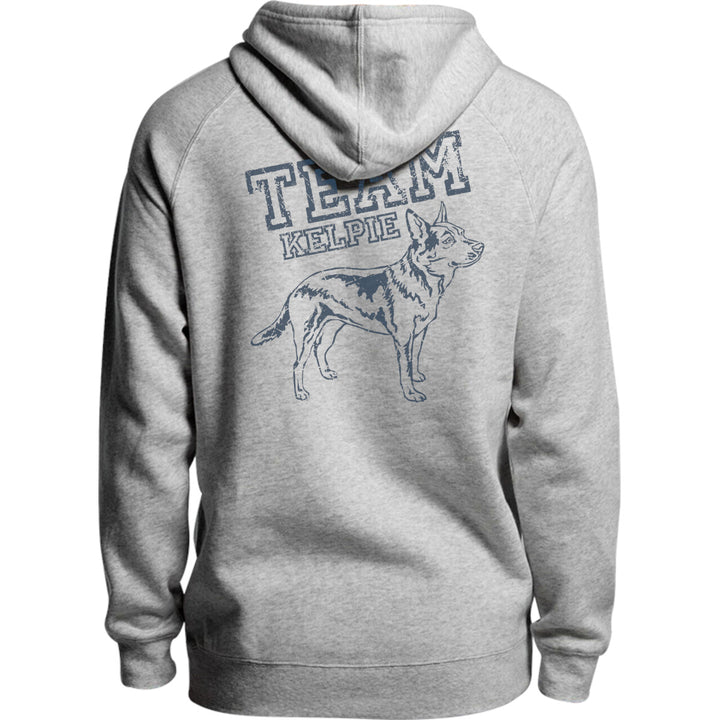 Team Kelpie - Unisex Hoodie - Plus Size - Graphic Tees Australia