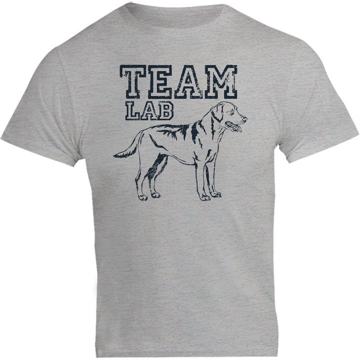 Team Lab - Unisex Tee - Graphic Tees Australia