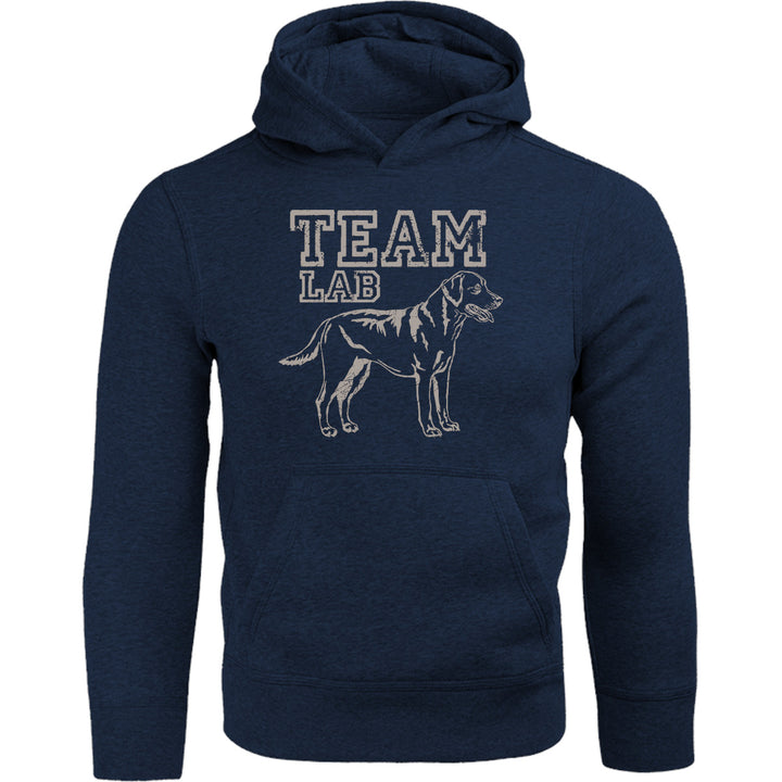 Team Lab - Adult & Youth Hoodie - Graphic Tees Australia