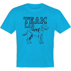 Team Lab - Youth & Infant Tee - Graphic Tees Australia