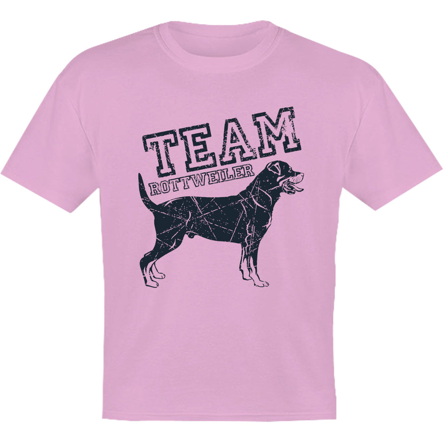 Team Rottweiler - Youth & Infant Tee - Graphic Tees Australia