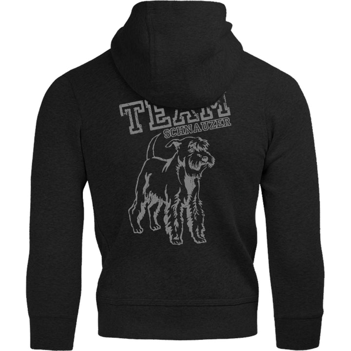 Team Schnauzer - Adult & Youth Hoodie - Graphic Tees Australia