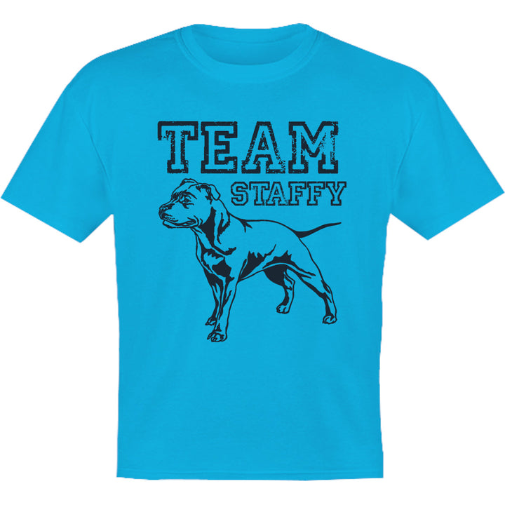 Team Staffy - Youth & Infant Tee - Graphic Tees Australia