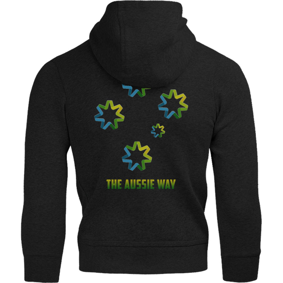 The Aussie Way - Adult & Youth Hoodie - Graphic Tees Australia