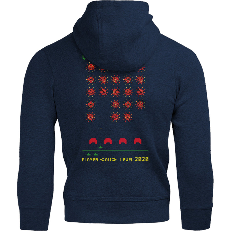 Viral Invaders - Adult & Youth Hoodie - Graphic Tees Australia