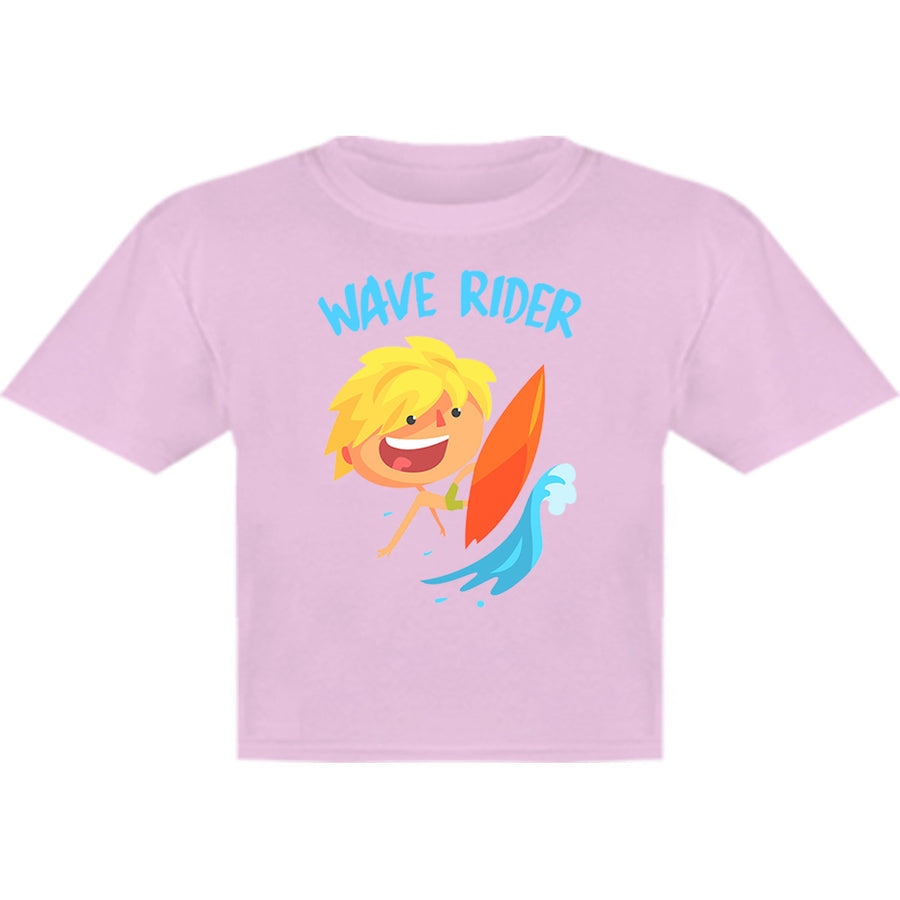 Wave Rider - Youth & Infant Tee - Graphic Tees Australia