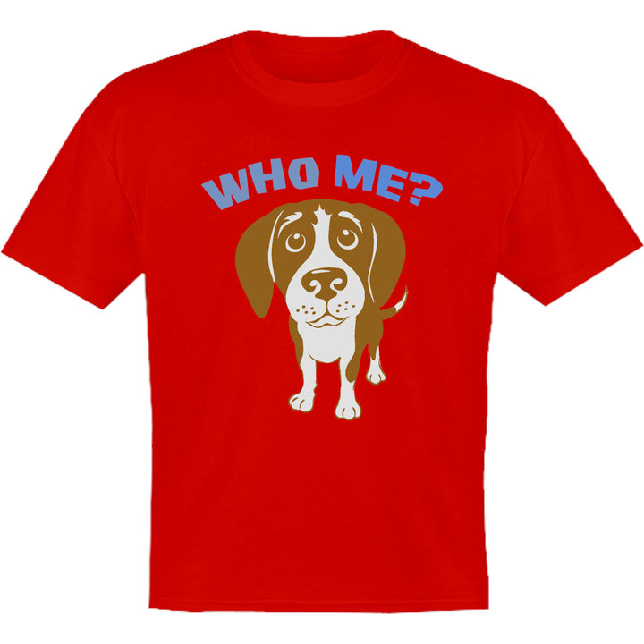 Who Me? - Youth & Infant Tee - Graphic Tees Australia