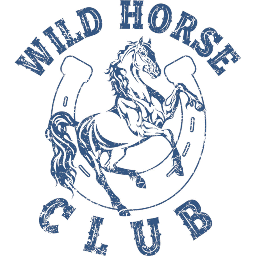 Wild Horse Club - Ladies Relaxed Fit Tee - Graphic Tees Australia