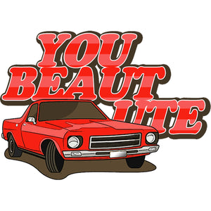 You Beaut Ute - Unisex Tee - Graphic Tees Australia