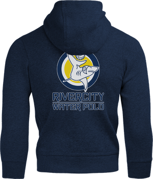 River City Water Polo front & back - Adult & Youth Hoodie