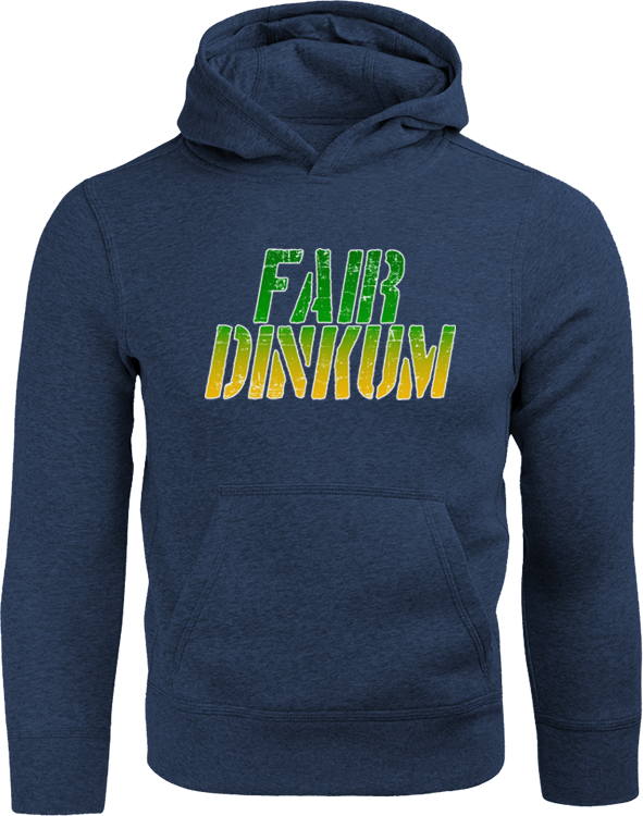 Fair Dinkum - Adult & Youth Hoodie