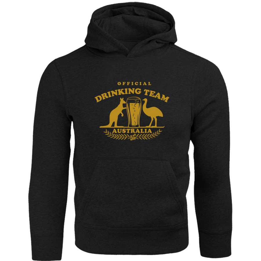 Official Drinking Team - Adult & Youth Hoodie