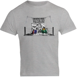Boxing Roo Championships - Unisex Tee