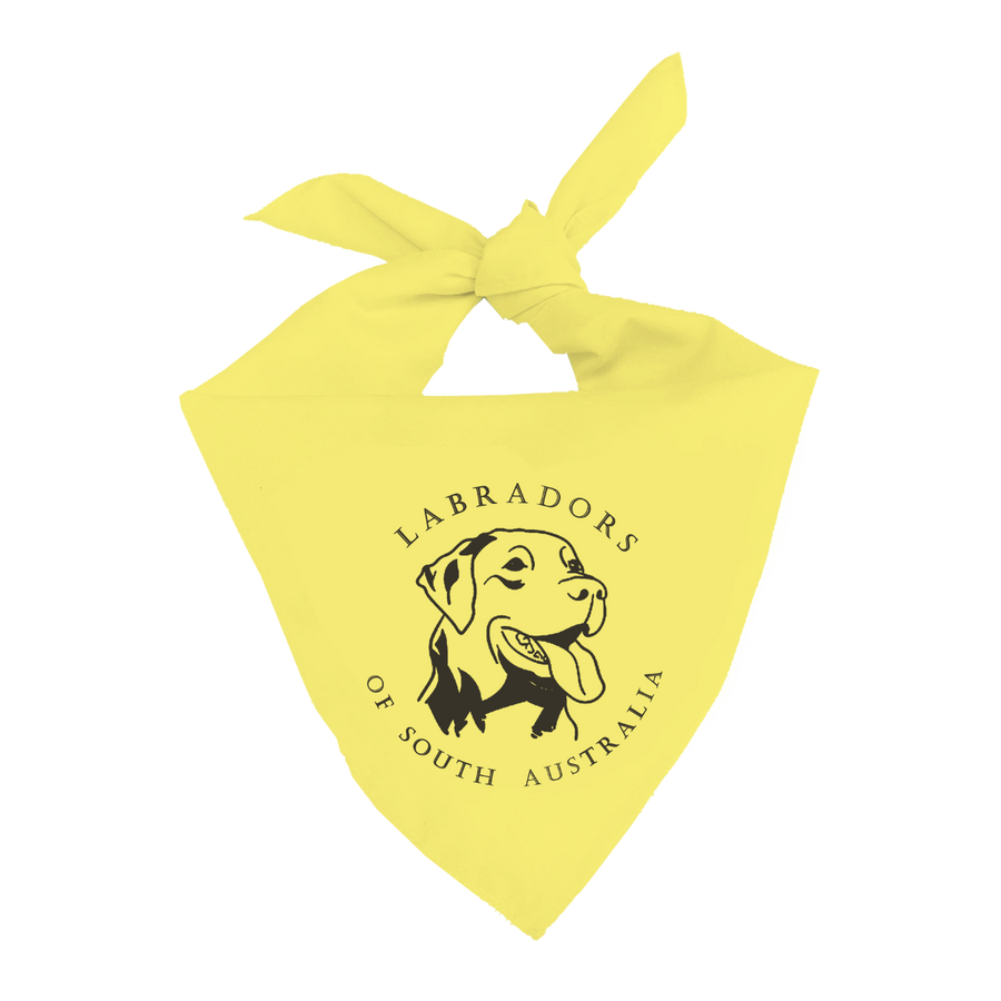 Labradors of South Australia - Pet Bandana