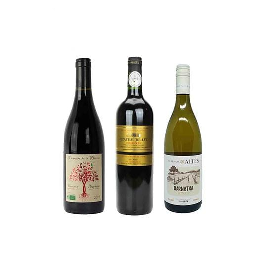 Bio wine | Mixed Pack--Contaynor