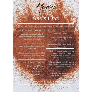 descripttion ami's chai