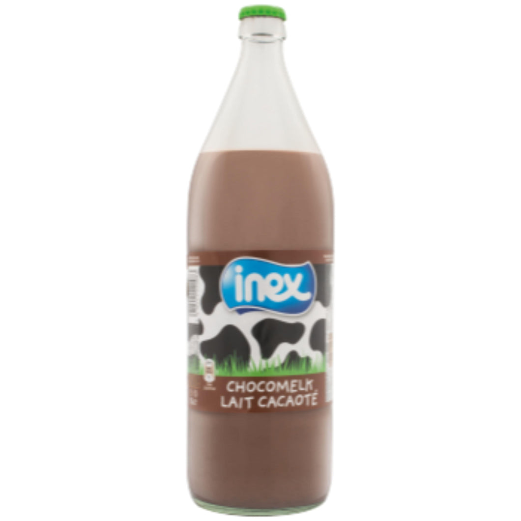 Chocolate Milk (12 x 100cl)--Contaynor