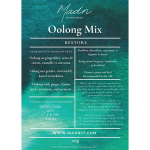 Oolong Mix refill bag