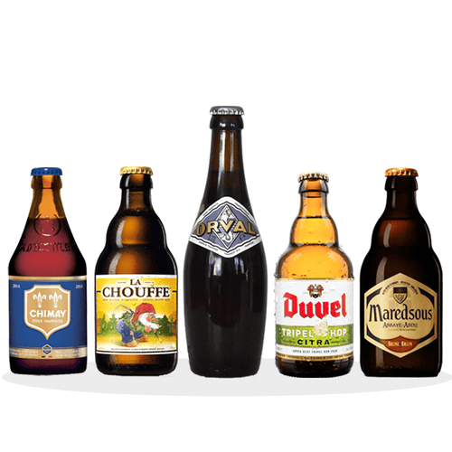 Orval & Friends | Mixed pack--Contaynor