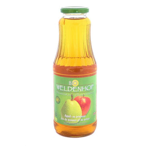 Weldenhof Bio Apple Pear--Contaynor