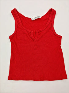 Red Tank Women's Size Small