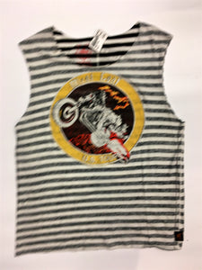 Trunk Meat Loaf Tank Women's Size Small
