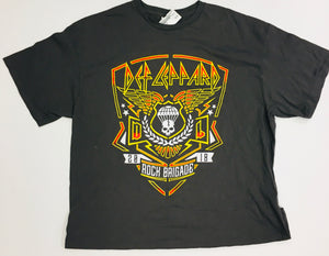 Def Leppard T-Shirt Men's Size Extra Large