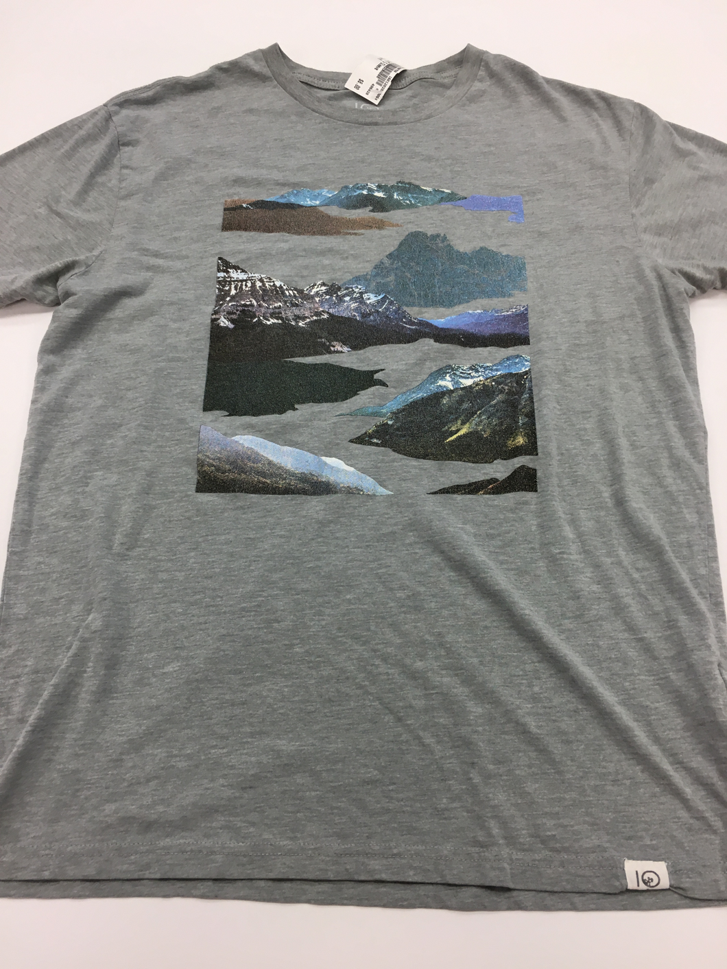 10 Tree T-Shirt Men's Size Medium