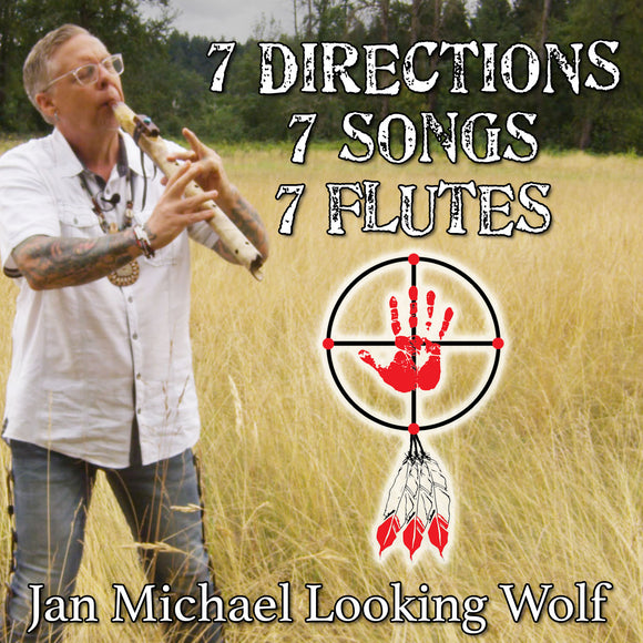 7 Directions - 7 Songs - 7 Flutes - Live in Concert!