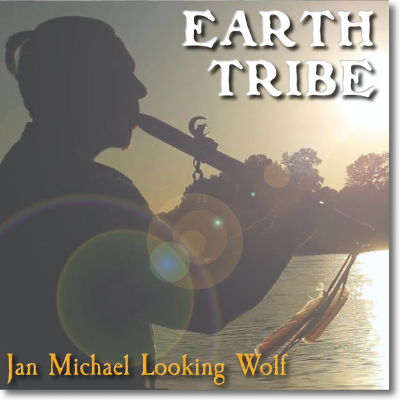 Earth Tribe by Jan Michael Looking Wolf