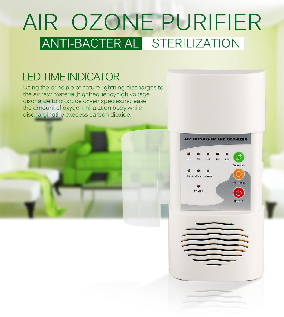Purify at Home™ - Antibacterial Home Purifier