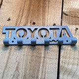 Toyota Six Key Hook