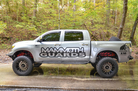 Tundra Rear KRYPTEK No Body Lift (2ND GEN 2007-2013)